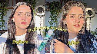 How to use a dry shampoo | Urdu/ Hindi