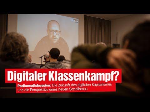 Digitaler Klassenkampf? Podiumsdiskussion der Digitalkonferenz