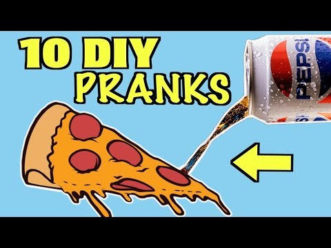10 Funny Pranks You Can Do Right NOW - MUST TRY | Nextraker