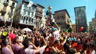 preview picture of video 'Vaquillas 2012. Puesta de Pañuelico. Teruel. España'