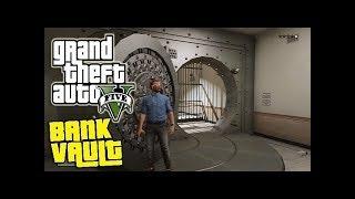 GTA 5 secret bank vault location OFFLINE