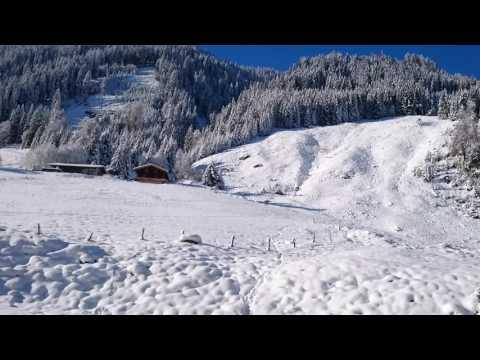 Winter bei der Ursteinhütte