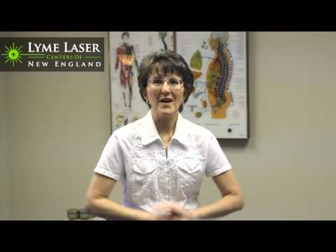 Video Hear how she is beating Lyme Disease