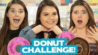 DIY DONUT DECOR CHALLENGE?! w/ Karina Garcia, Nina & Randa
