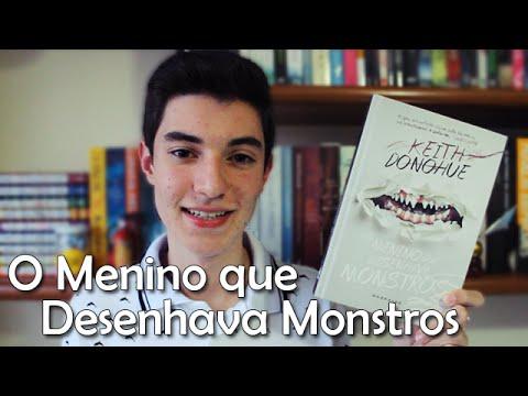 O Menino que Desenhava Monstros, de Keith Donohue | Não Apenas Histórias