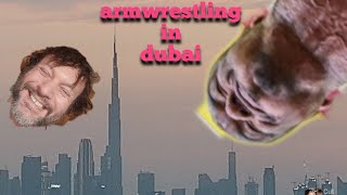 Armwrestling In Dubai