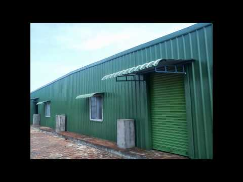 Terrace Roof Shed Contractor Service