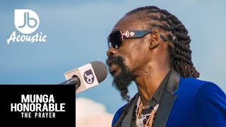 Munga Honorable - The Prayer - Jussbuss Acoustic (Season 4)