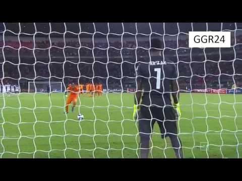 Cote d'Ivoire vs Ghana Penalty Shootout HD 08/02/2015 African Cup of Nation 2015 Final