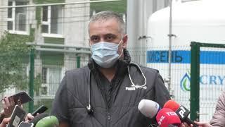 Ситуацію з розміщенням Covid-пацієнтів у коридорах вирішили – очільник облздоров'я Харківщини