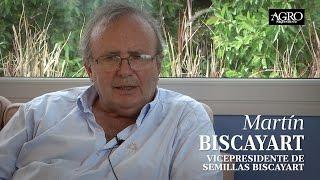 Martín Biscayart - Vicepresidente de Semillas Biscayart