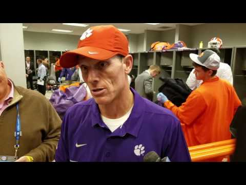 TigerNet.com - Brent Venables post Fiesta Bowl