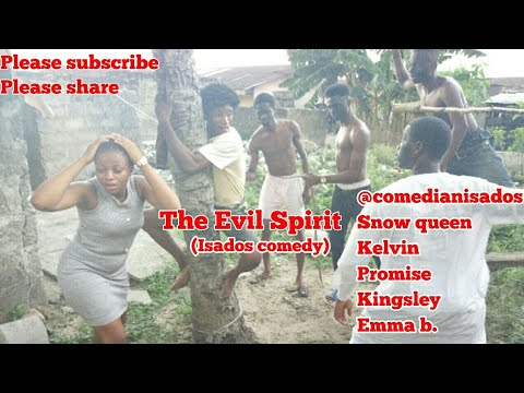EVIL SPIRIT(isados comedy)vs(Real House of comedy)