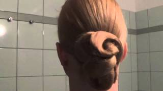 Ballroom Hairstyle For Long Hair