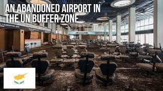 Urbex | The abandoned Nicosia Airport, frozen in time since 1974