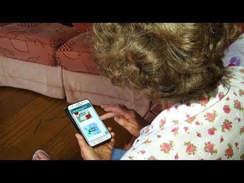 31% das pessoas com mais de 60 anos estão conectadas à internet no Brasil, segundo o IBGE