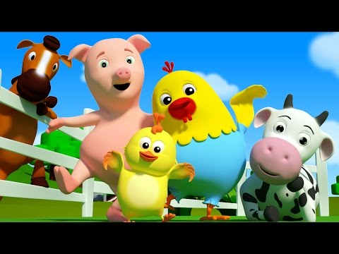 If You're Happy And You Know It | Nursery Rhymes For Kids | Baby Songs For Childrens