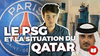 Vidéo : le PSG et la situation du Qatar