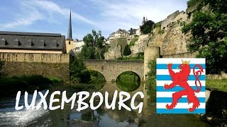 preview picture of video 'Luxembourg City tourism in Grand-Duchy of Luxembourg - Ville de Luxembourg tourisme vidéo'