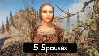 Skyrim: 5 More Spouses You Must Marry - Greatest Wives and Husbands of The Elder Scrolls 5: Skyrim