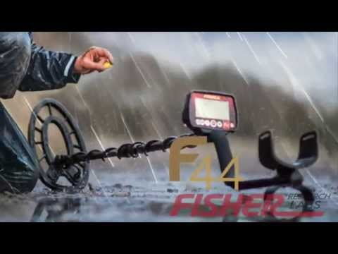 Detectores Metales Fisher F22 | F44 Presentación en Español