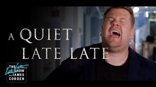 A Quiet Late Late - ('A Quiet Place' Parody) - Video Youtube
