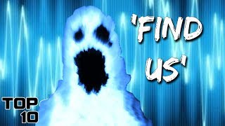 Top 10 Scary Radio Transmissions