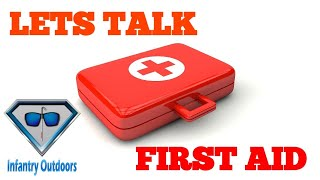 Let's talk first aid! How to be prepared in a medical emergency.