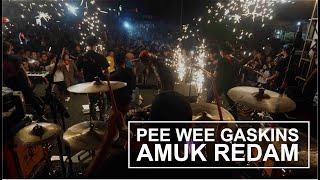 "PEE WEE GASKINS - ""Amuk Redam"" LIVE! JLive Kendari"