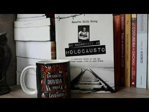 [Resenha} Eu sobrevivi ao Holocausto -  Nanette Blitz Konig