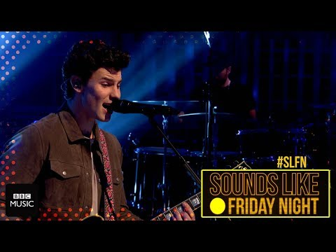 Shawn Mendes – In My Blood (on Sounds Like Friday Night)