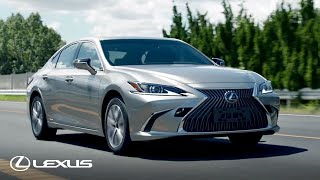 YouTube Video nOg7NE5vWwQ for Product Lexus ES (7th gen, XZ10) by Company Lexus in Industry Cars