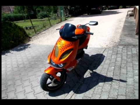 aprilia sr 50 r factory tuning videos custom. Black Bedroom Furniture Sets. Home Design Ideas