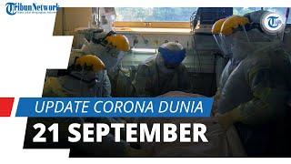 Update Corona Dunia per 21 September 2021: Total 229,7 Juta Terinfeksi, AS Tambah 68 Ribu Kasus