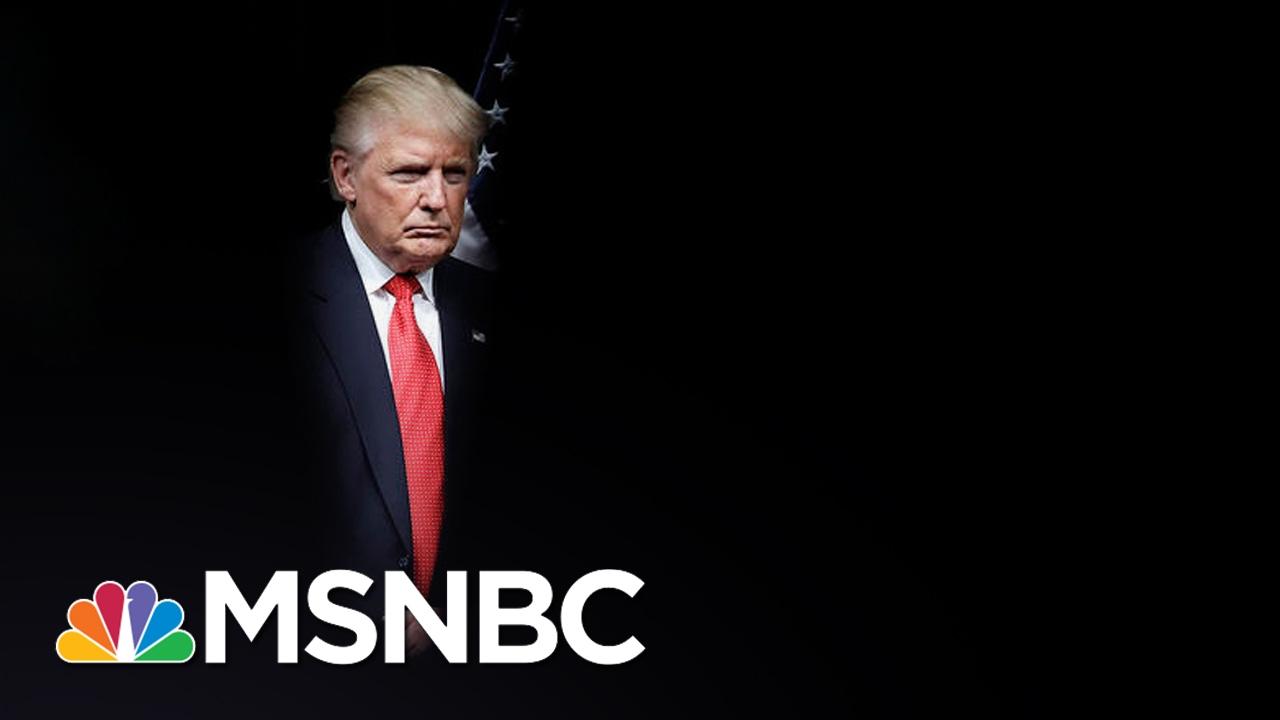 President Donald Trump Equates USA To Vladimir Putin's Russia | The Last Word | MSNBC thumbnail