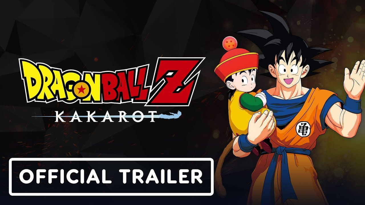 Il nuovo Trailer di Dragon Ball Z Kakarot mostra un sistema di progressione molto complesso