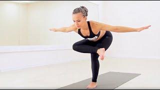 Растяжка - йога для начинающих
