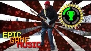 Game Theory Theme (Science Blaster by SpellingPhailer) Music Video // Epic Game Music