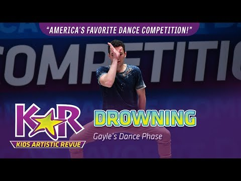 """Drowning"" from Gayle's Dance Phase"