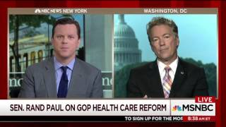 Most Everyone Hates the Current Healthcare Bill | Rand Paul