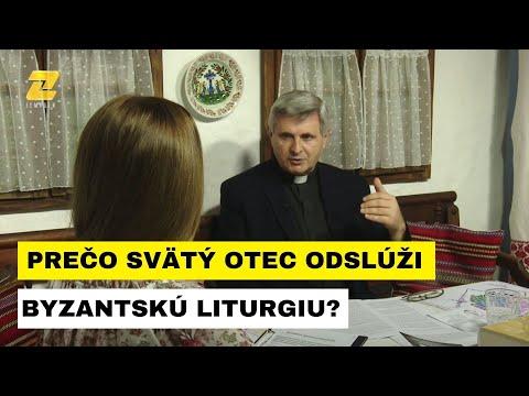 TÉMA NA ZEMPLÍNE - Otec Ľubomír Petrík: Čo znamená návšteva Svätého Otca na Slovensku?