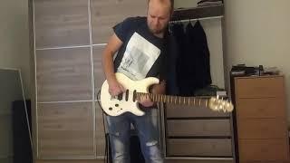 Video Funk-rock idea played through BluGuitar Amp 1 Mercury Edition.