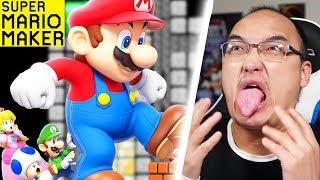 DÉFI CONTRE CE CRÉATEUR ! | Super Mario Maker