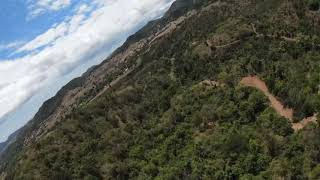 Amazing video with the new DJI fpv drone in Coamo