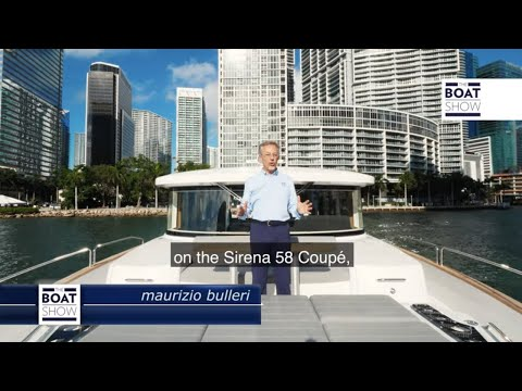 SIRENA 58 COUPÉ - Motor Yacht Review - The Boat Show