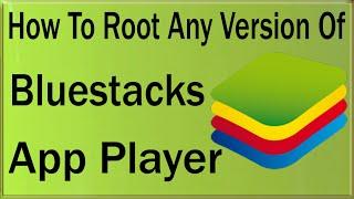 root bluestacks windows 10