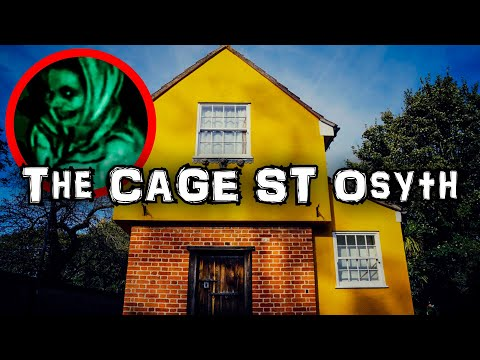 The Cage St. Osyth: Do Not Mess With Witches