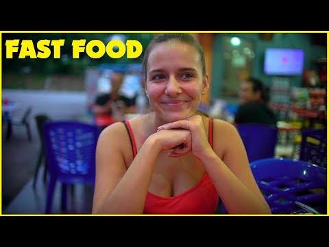 FAST FOOD MARATON!