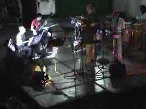Rick Davies & Jazzismo Oaxaca-Rosa Primavera