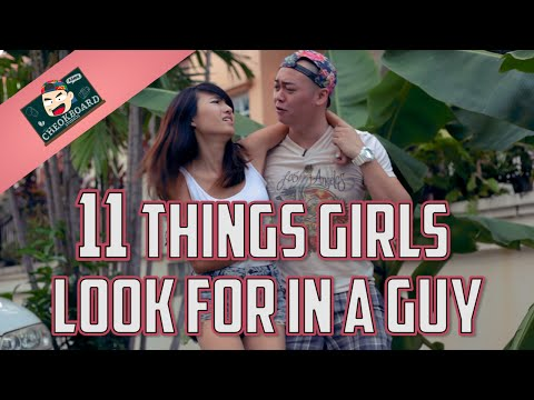 11 Things Girls Look For In A Guy